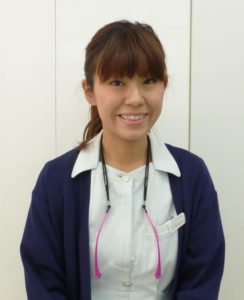 歯科衛生士 片岡朝子